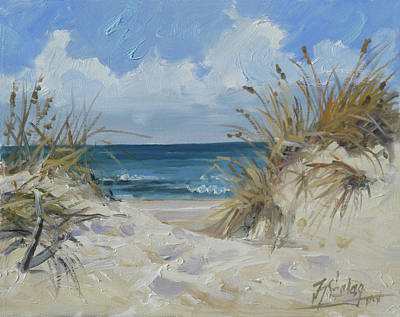 Painting - Sea Beach 7 - Baltic by Irek Szelag