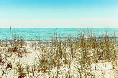 Beach Scenes Photograph - Sea Breeze by Colleen Kammerer