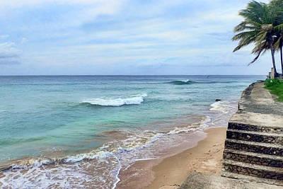 Photograph - Sea Breeze by Nadia Sanowar