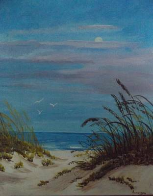 Painting - Sea Breeze by Pamela Anderson