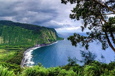 Photograph - Sea Cliffs by Daniel Murphy