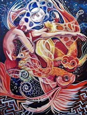 Painting - Sea Dream by Yelena Tylkina
