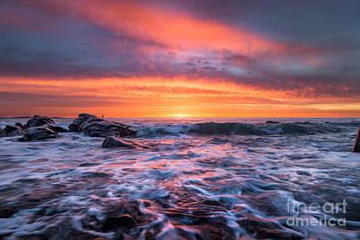Maine Landscape Photograph - Sea Escape by Benjamin Williamson