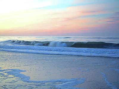 Photograph - Sea Foam I I by  Newwwman