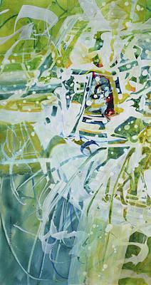Painting - Sea Foam by Lynda Hoffman-Snodgrass
