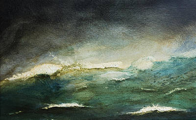 Painting - Sea Fugue by Michaelalonzo   Kominsky