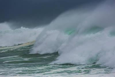 Photograph - Sea Fury 02 by Edgar Laureano