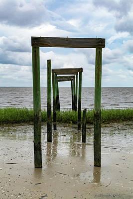 Photograph - Sea Gates by Patricia Schaefer