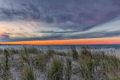 Beach Photograph - Sea Grass by David Cote