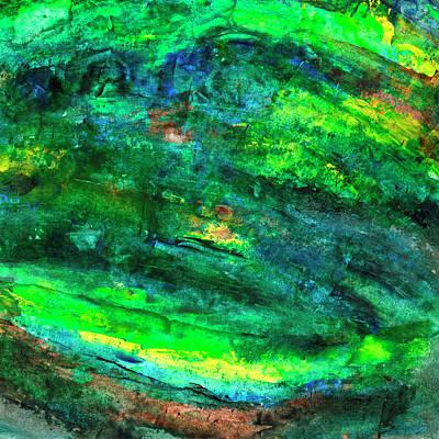 Painting - Sea Life by Daniel Ferguson