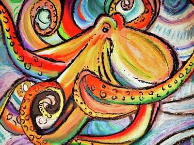 Mellow Yellow - Sea me swirl by Bonny Puckett