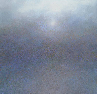 Mist Painting - Sea Mist by Jeremy Annett