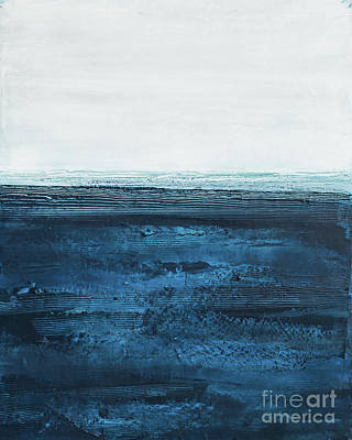 Painting - Sea Mist by Susan Cole Kelly Impressions