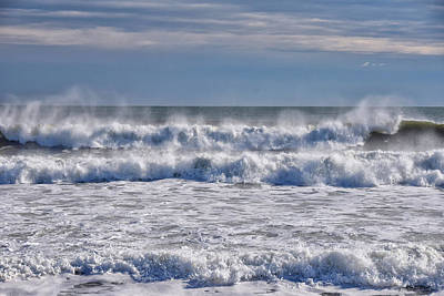 Photograph - Sea Mist by Tricia Marchlik