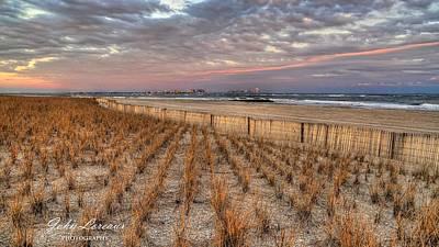 Photograph - Sea Oats by John Loreaux
