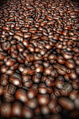 Photograph - Sea Of Beans by Gordon Dean II