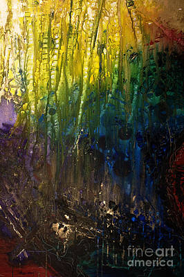 Painting - Sea Of Emotions by Tara Thelen - Printscapes