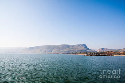 Photograph - Sea Of Galilee by Kaitlyn Suter