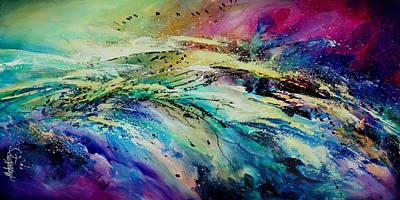 Sea Of Souls Print by Michael Lang