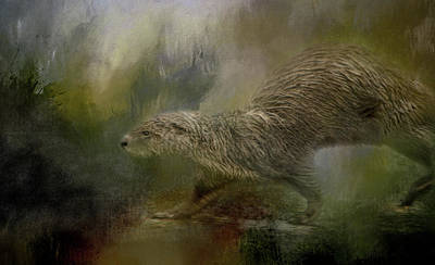 Photograph - Sea Otter by Marilyn Wilson