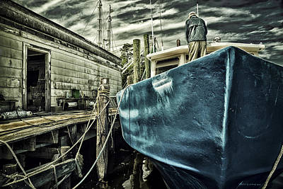 Photograph - Sea Ready by Denis Lemay