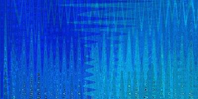 Digital Art - Sea Song Blue On Blue by Stephanie Grant