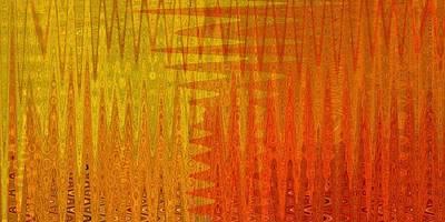 Digital Art - Sea Song Sun Rise by Stephanie Grant