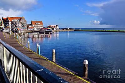 Photograph - Sea Sound Of Volendam  by Silva Wischeropp