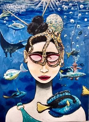 Sea Spirit  Original by Matthew Gaunt
