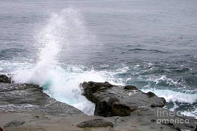 Photograph - Sea Spray by Carol  Bradley