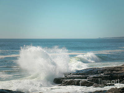 Photograph - Sea Spray by Mim White