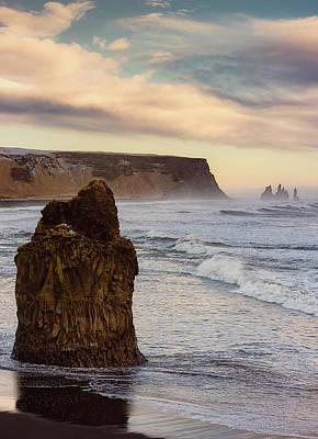Photograph - Sea Stack II by Allen Biedrzycki