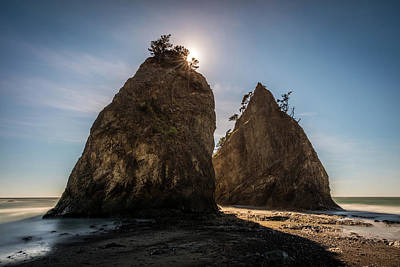 Photograph - Sea Stacks Dream by Pierre Leclerc Photography
