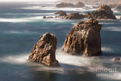 Photograph - Sea Stacks  by Vincent Bonafede