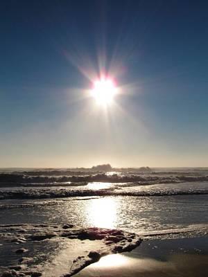 Photograph - Sea Star by Joshua Bales