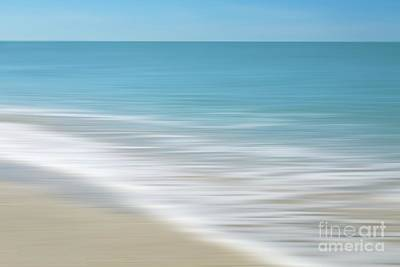 Photograph - Sea Stripes by Karin Pinkham