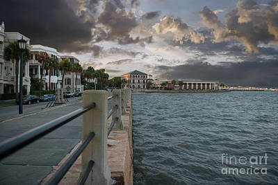 Photograph - Sea Tales Of Charleston by Dale Powell