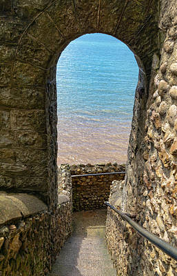 Photograph - Sea View Arch by Scott Carruthers