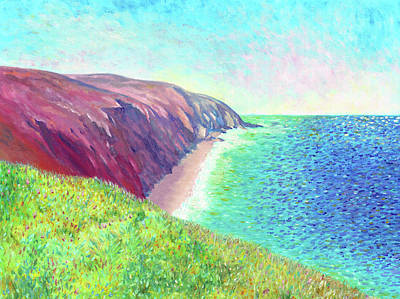 Painting - Sea View by Elizabeth Lock