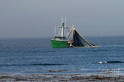 Photograph -  Sea Wave Corp Salinas Ca   2009 by California Views Mr Pat Hathaway Archives