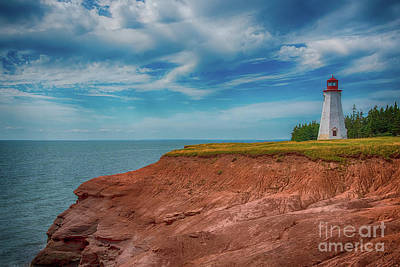 Photograph - Seacow Head Lighthouse by Bianca Nadeau