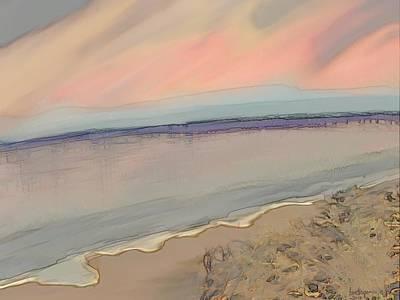Digital Art - Seadream by Gerry Morgan