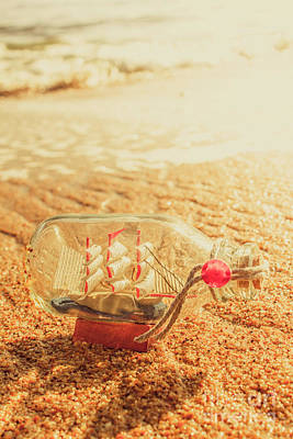 Miniature Photograph - Seafaring Scenes by Jorgo Photography - Wall Art Gallery