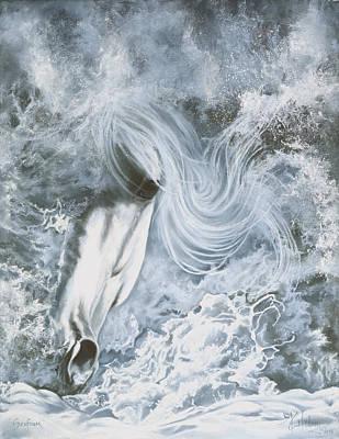 Pastel - Seafoam by Kim McElroy