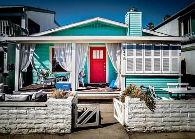 Photograph - Seafoam Shanty by T Brian Jones