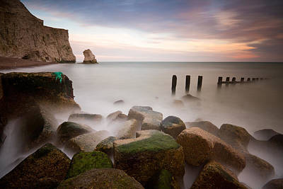 Photograph - Seaford Needle by Will Gudgeon