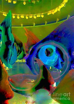 Photograph - Seaglass Invert 18 by Randall Weidner