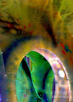 Photograph - Seaglass Invert 4 by Randall Weidner