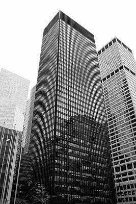 Seagram Photograph - Seagram Building by Adam Berkley