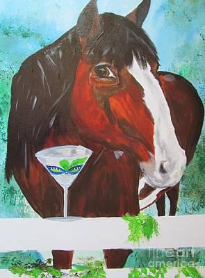 Seahawk Fan Art Print by Susan Snow Voidets